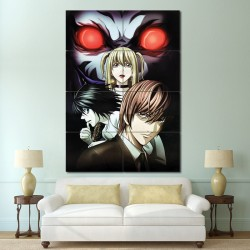 Death Note Block Giant Wall Art Poster (P-0784)