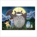 Mein Nachbar Totoro Anime Manga Wand-Kunstdruck Riesenposter
