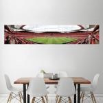 โปสเตอร์ ขนาดใหญ่ Emirates Stadium - East stand Club Level