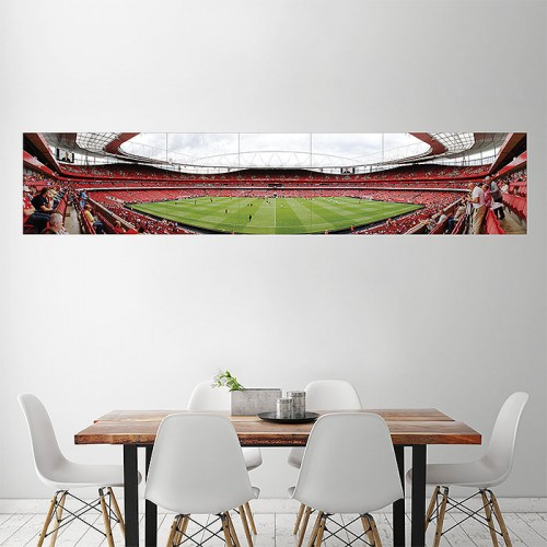 Emirates Stadium - East stand Club Level Block Giant Wall Art Poster