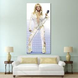 โปสเตอร์ ขนาดใหญ่ นักร้อง Britney Spears บริทนีย์สเปียร์ (P-0837)