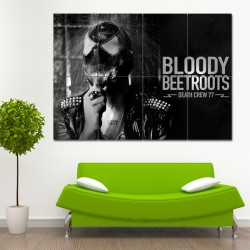 The Bloody Beetroots Block Giant Wall Art Poster (P-0850)