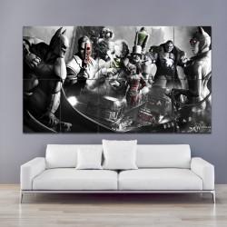 โปสเตอร์ ขนาดใหญ่ เกมส์ Batman Arkham City (P-0872)
