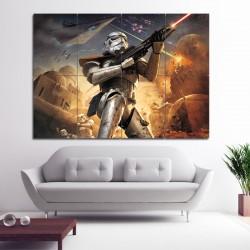 Star Wars Battlefront Elite Squadron Ginat Poster (P-0881)