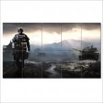 โปสเตอร์ ขนาดใหญ่ เกมส์ Battlefield 4 แบทเทิลฟิลด์