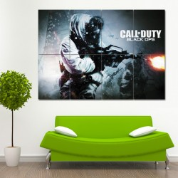 Call of Duty Block Giant Wall Art Poster (P-0886)