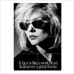 Blondie Debbie Harry Block Giant Wall Art Poster