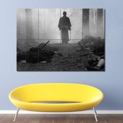 The Sword of Doom Samurai  Kunstdruck Riesenposter (P-0934)