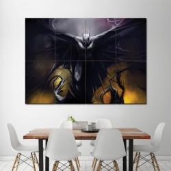 โปสเตอร์ ขนาดใหญ่ ภาพการ์ตูน Batman แบทแมน (P-0936)