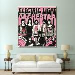 โปสเตอร์ ขนาดใหญ่ วงดนตรี Electric Light Orchestra