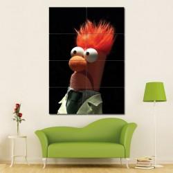 Beaker The Muppet Show Block Giant Wall Art Poster (P-0970)