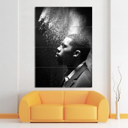 Flying Lotus fall in love Block Giant Wall Art Poster (P-0975)