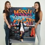 โปสเตอร์ ขนาดใหญ่ ภาพ มิสซี เอลเลียต Missy Elliott