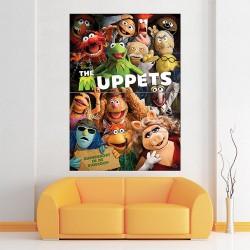 โปสเตอร์ ขนาดใหญ่ The Muppets  (P-1069)