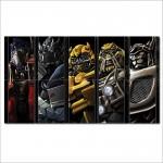 โปสเตอร์ ขนาดใหญ่ หนัง ทรานส์ฟอร์มเมอร์ส Transformers Autobots