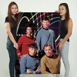 โปสเตอร์ ขนาดใหญ่ หนัง Star Trek สตาร์ เทรค