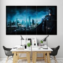 Batman The Dark Knight Rises Block Giant Wall Art Poster (P-1133)