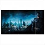 โปสเตอร์ ขนาดใหญ่ หนัง Batman The Dark Knight Rises