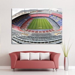 Barcelona FC Camp Nou Stadium Block Giant  Poster (P-1194)