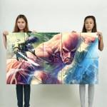 Attack on Titan - Shingeki no Kyojin Kunstdruck Riesenposter