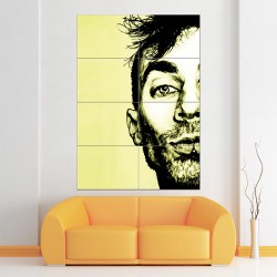 Travis Barker Blink 182 Drummer Block Giant Wall Art Poster (P-1214)