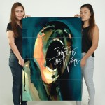 Pink Floyd The Wall Block Giant Wall Art Poster