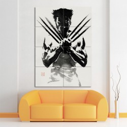 The Wolverine Block Giant Wall Art Poster (P-1282)