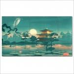 โปสเตอร์ ขนาดใหญ่ ภาพศิลปะ Japanese art