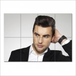 Pompadour Hairstyles Barber Haircuts Giant Wall Art Poster