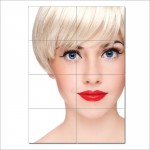 Short Straight Hairstyles Barber Haircuts Giant Wall Art Poster