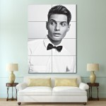 Mens Short Hairstyles Vintage Barber Haircuts Giant Poster