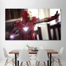 โปสเตอร์ ขนาดใหญ่ ภาพหนังไอรอนแมน Iron Man Mark VI (P-1390)