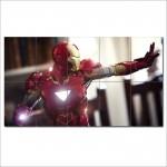 โปสเตอร์ ขนาดใหญ่ ภาพหนัง ไอรอนแมน Iron Man Mark VI