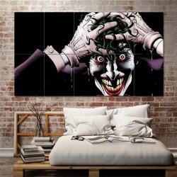 โปสเตอร์ ขนาดใหญ่ ภาพการ์ตูน Joker Batman โจ๊กเกอร์ แบทแมน (P-1392)