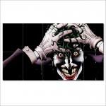 โปสเตอร์ ขนาดใหญ่ การ์ตูน Joker Batman โจ๊กเกอร์ แบทแมน