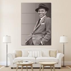 โปสเตอร์ ขนาดใหญ่ ภาพนักร้อง Frank Sinatra แฟรงก์ ซินาตรา (P-1396)