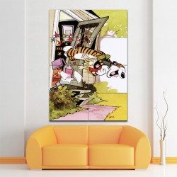 Calvin and Hobbes #13 Block Giant Wall Art Poster (P-1420)