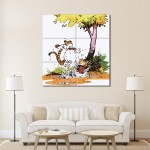 Calvin and Hobbes #15 Block Giant Wall Art Poster