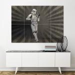 โปสเตอร์ ขนาดใหญ่ ภาพ Stormtrooper Star Wars