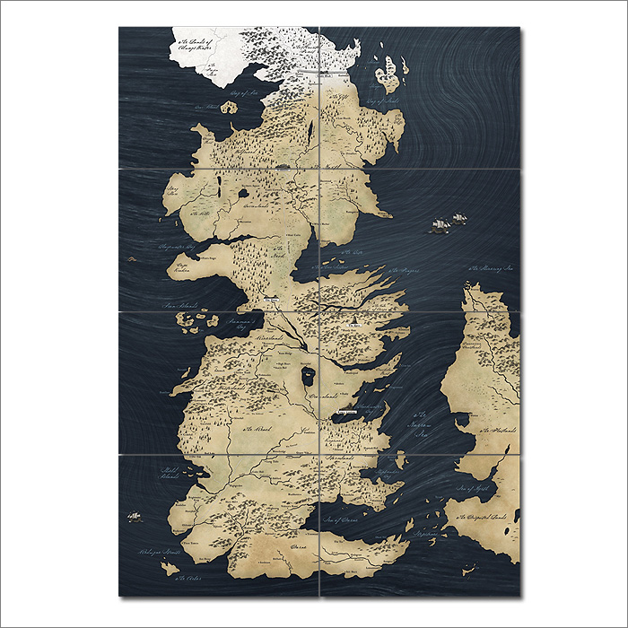 Game of Thrones World Map Block Giant Wall Art Poster Game Of Throne World Map on rome world map, steven universe world map, my little pony friendship is magic world map, forgotten realms map, the legend of korra world map, skyrim world map, harry potter world map, the amazing race world map, the elder scrolls online world map, gta world map, witcher 2 world map, hyperdimension neptunia world map, guild wars 2 world map, the last of us world map, thousand arms world map, port royale 3 world map, minecraft world map, lotr world map, world of warcraft interactive map,