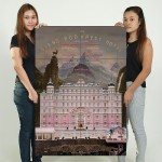 โปสเตอร์  ภาพหนัง The Grand Budapest Hotel Film Movie