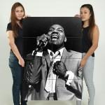Otis Redding Wand-Kunstdruck Riesenposter