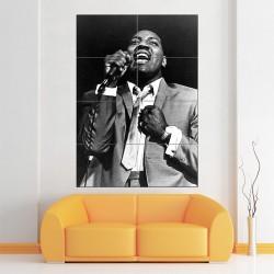 โปสเตอร์ ขนาดใหญ่ ภาพนักร้อง Otis Redding (P-1529)