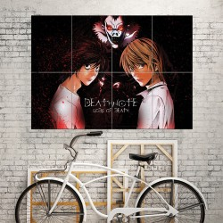 Death Note Block Giant Wall Art Poster (P-1537)