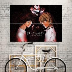 โปสเตอร์ ขนาดใหญ่ Death Note  (P-1537)