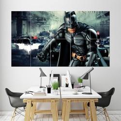 Batman the Dark Knight Rises Block Giant Wall Art Poster (P-1553)
