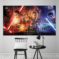 โปสเตอร์ ขนาดใหญ่ Star Wars The Force Awakens (P-1571)
