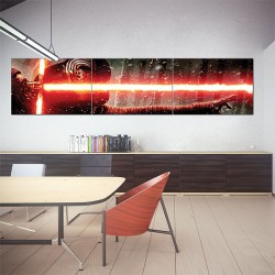 Star Wars Kylo Block Giant Wall Art Poster (P-1572)