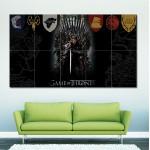 โปสเตอร์ ขนาดใหญ่ Game Of Thrones Movie