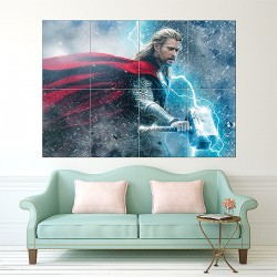 โปสเตอร์ ขนาดใหญ่ Thor the Dark World (P-1587)
